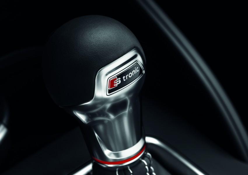 New Audi S3 for Paris premiere – new 2.0 TFSI, 300 PS Image #132474