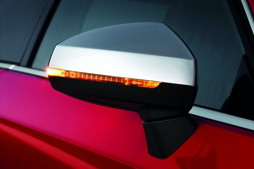 New Audi S3 for Paris premiere – new 2.0 TFSI, 300 PS Image #132479