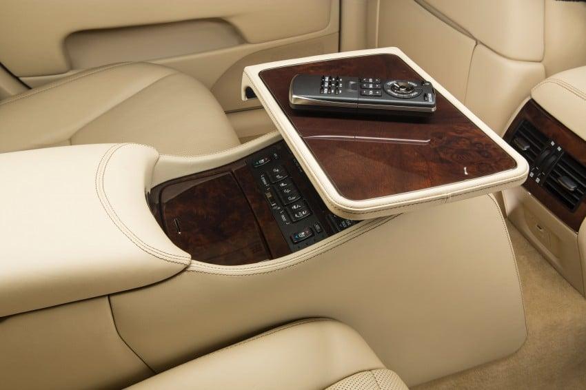 New Lexus LS unveiled, F Sport new addition to range Image #122375
