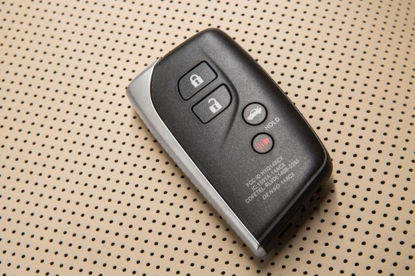 New Lexus LS unveiled, F Sport new addition to range Image #122380