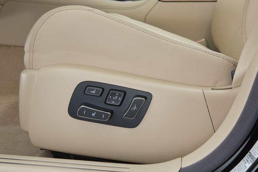 New Lexus LS unveiled, F Sport new addition to range Image #122383
