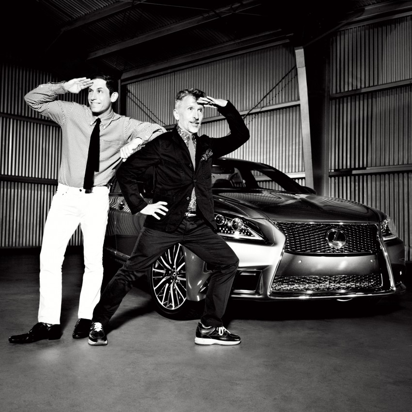 New Lexus LS unveiled, F Sport new addition to range Image #122351