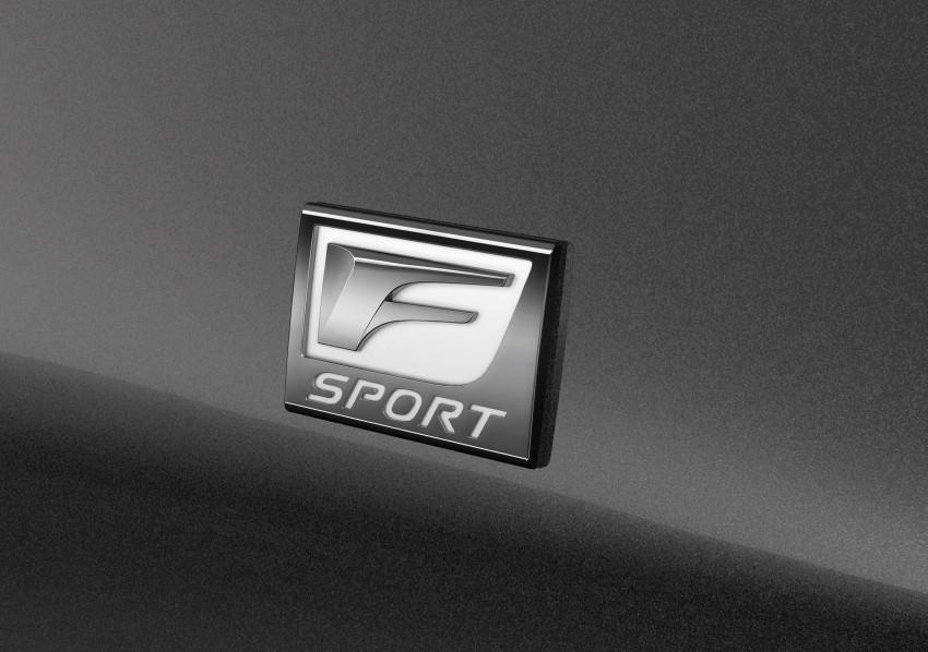 New Lexus LS unveiled, F Sport new addition to range Image #122360