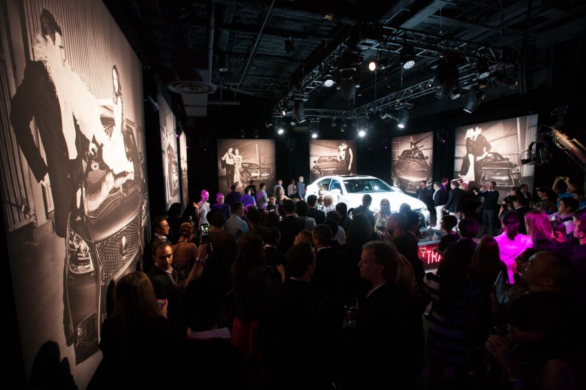 New Lexus LS unveiled, F Sport new addition to range Image #122346