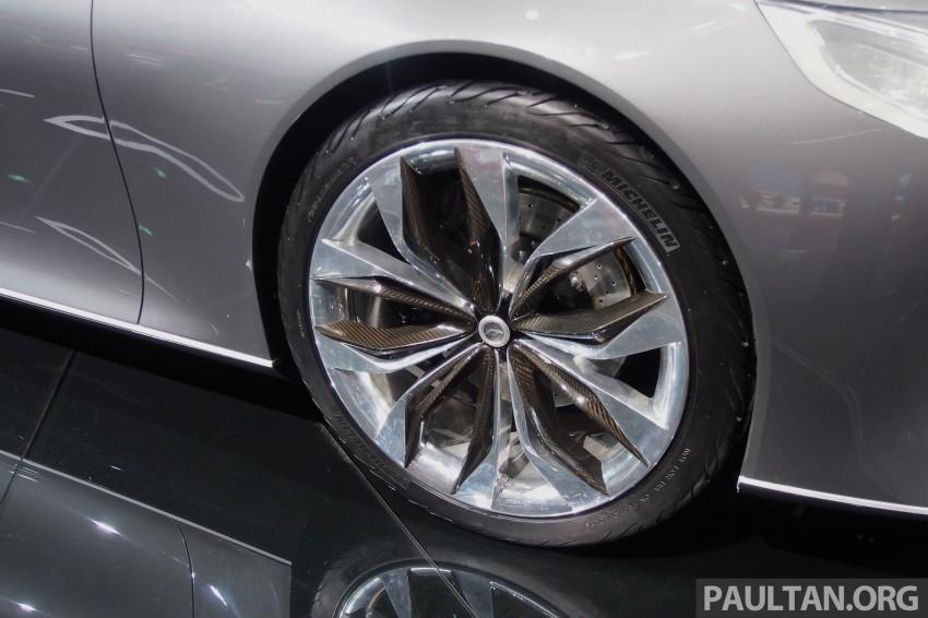 Hyundai HCD-14 Genesis Concept, RWD 4-door coupe Image #170058