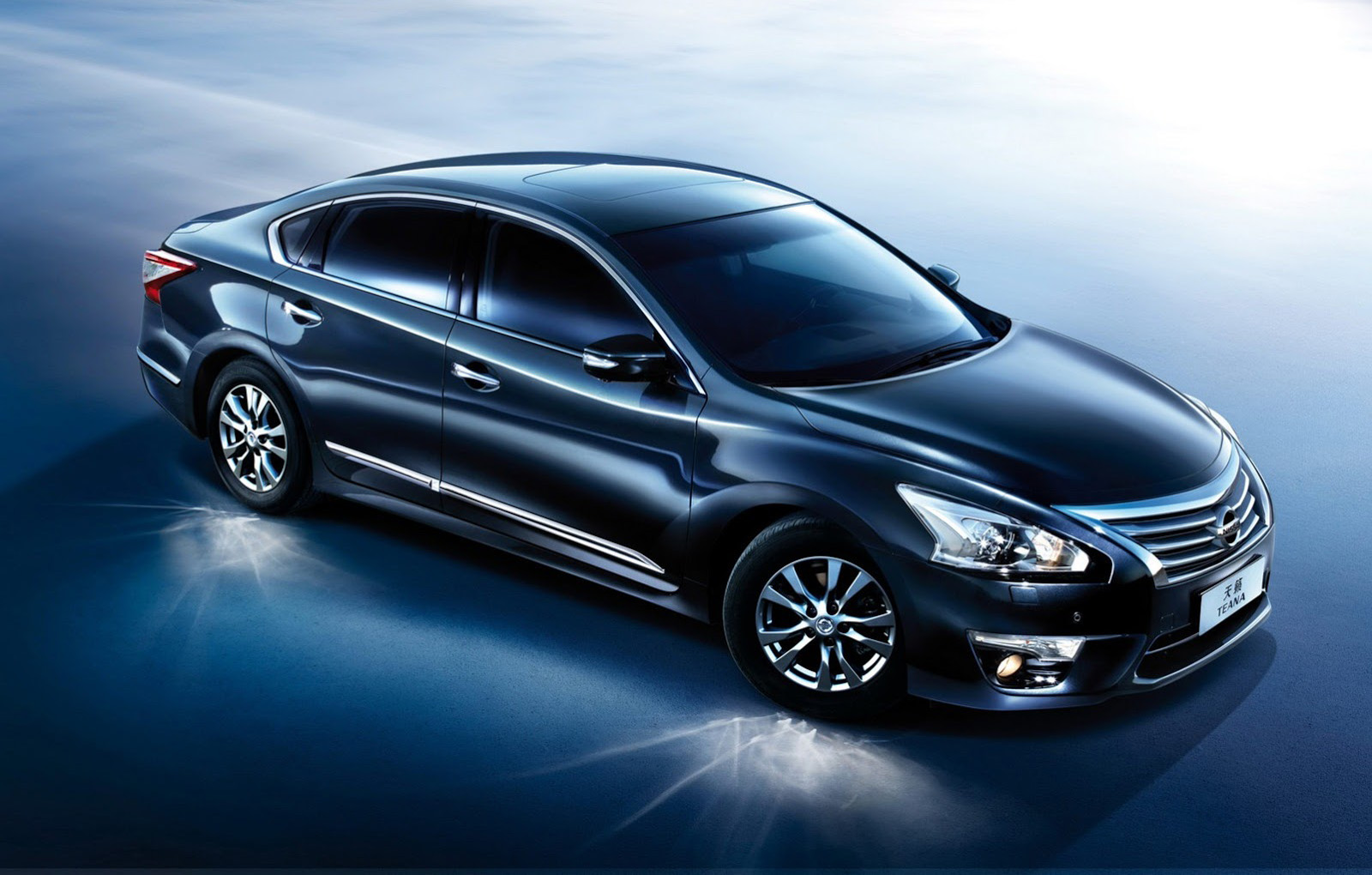 2014 Nissan Teana Unveiled In China Based On Altima Image