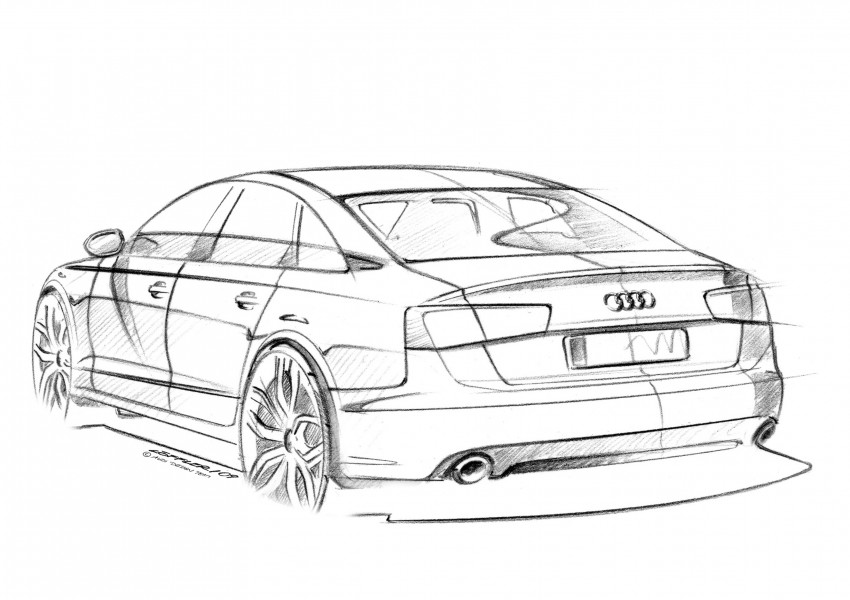 Audi A6 Hybrid officially launched – RM280k starting price, Comfort Key RM3k, reverse camera RM5k Image #157779
