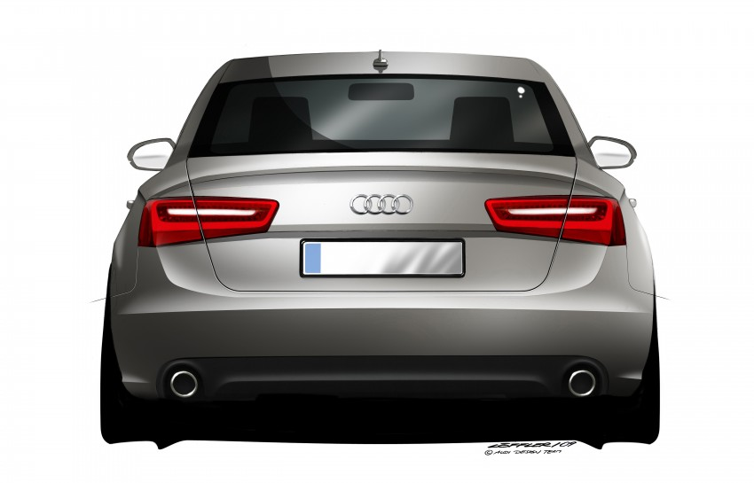 Audi A6 Hybrid officially launched – RM280k starting price, Comfort Key RM3k, reverse camera RM5k Image #157781