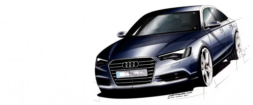 Audi A6 Hybrid officially launched – RM280k starting price, Comfort Key RM3k, reverse camera RM5k Image #157786