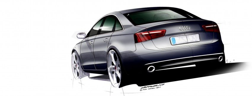 Audi A6 Hybrid officially launched – RM280k starting price, Comfort Key RM3k, reverse camera RM5k Image #157787