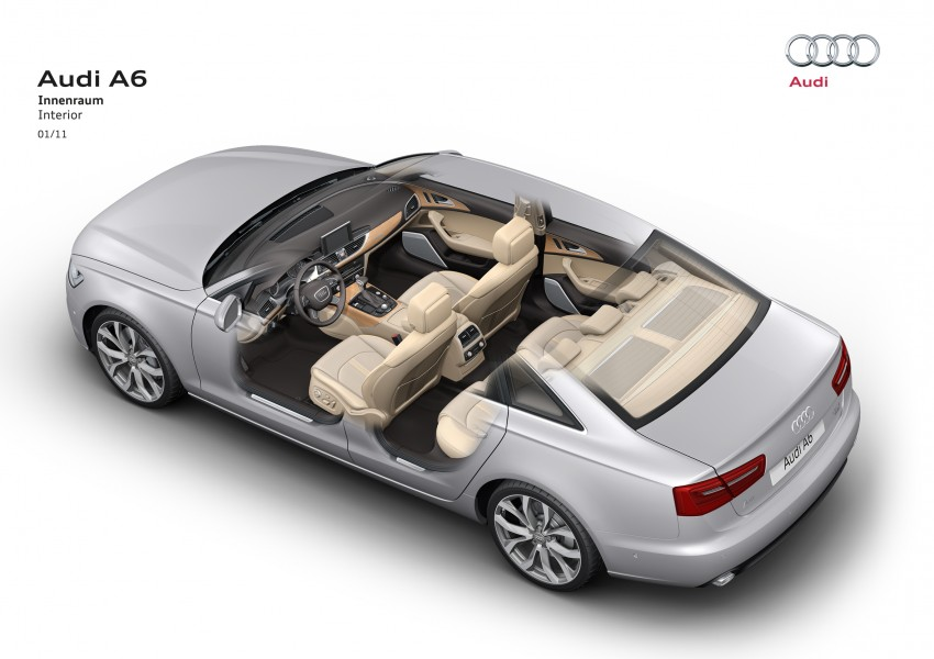 Audi A6 Hybrid officially launched – RM280k starting price, Comfort Key RM3k, reverse camera RM5k Image #157813