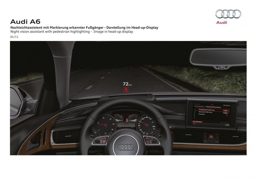 Audi A6 Hybrid officially launched – RM280k starting price, Comfort Key RM3k, reverse camera RM5k Image #157824