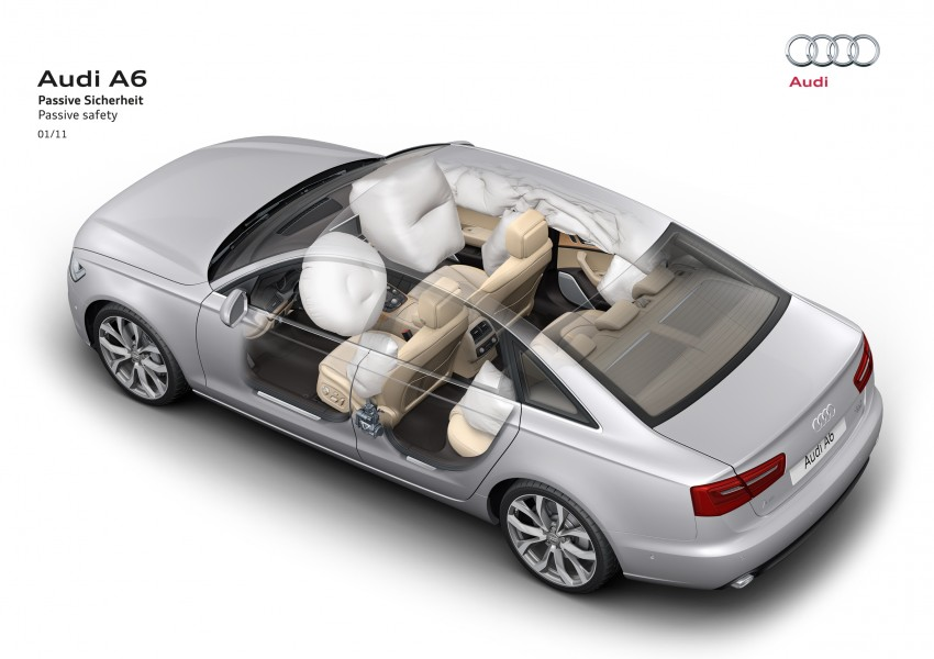 Audi A6 Hybrid officially launched – RM280k starting price, Comfort Key RM3k, reverse camera RM5k Image #157828