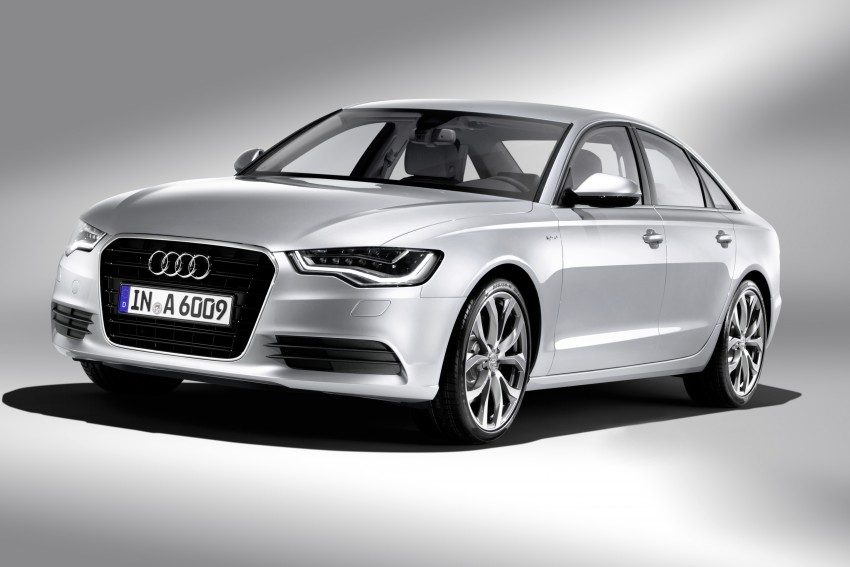 Audi A6 Hybrid officially launched – RM280k starting price, Comfort Key RM3k, reverse camera RM5k Image #157754