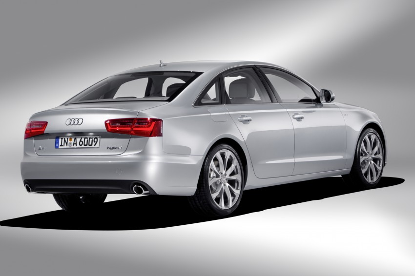 Audi A6 Hybrid officially launched – RM280k starting price, Comfort Key RM3k, reverse camera RM5k Image #157755