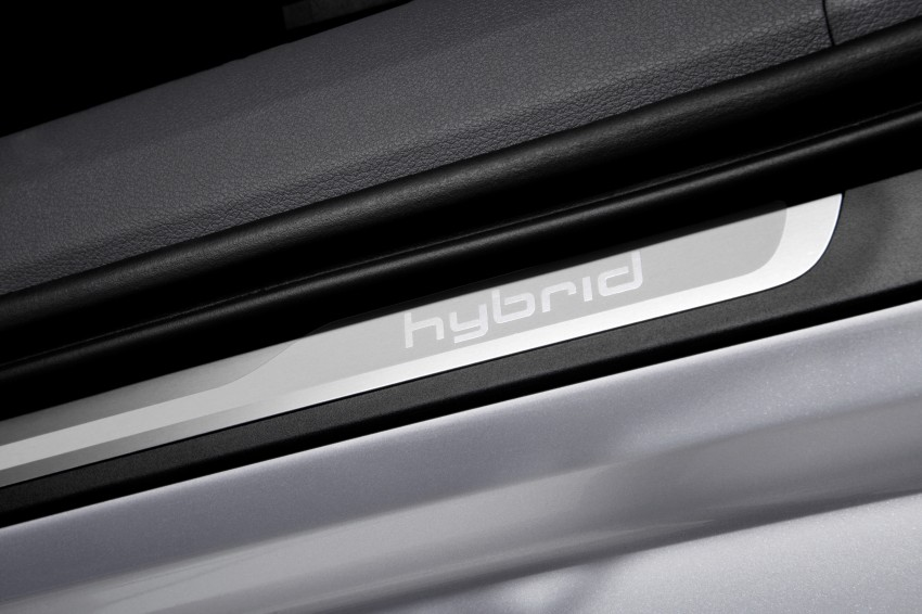 Audi A6 Hybrid officially launched – RM280k starting price, Comfort Key RM3k, reverse camera RM5k Image #157761