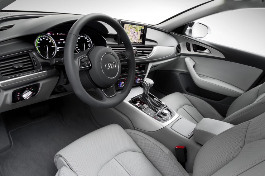 Audi A6 Hybrid officially launched – RM280k starting price, Comfort Key RM3k, reverse camera RM5k Image #157762