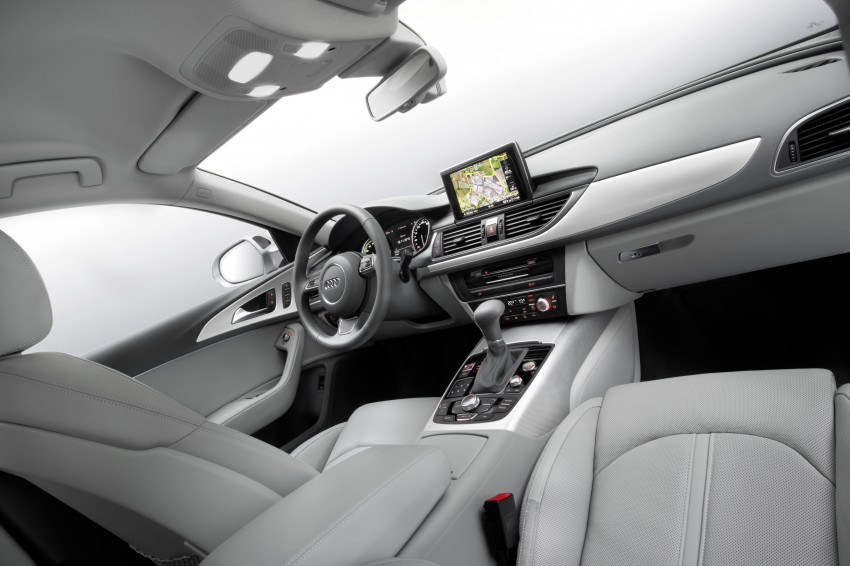 Audi A6 Hybrid officially launched – RM280k starting price, Comfort Key RM3k, reverse camera RM5k Image #157763
