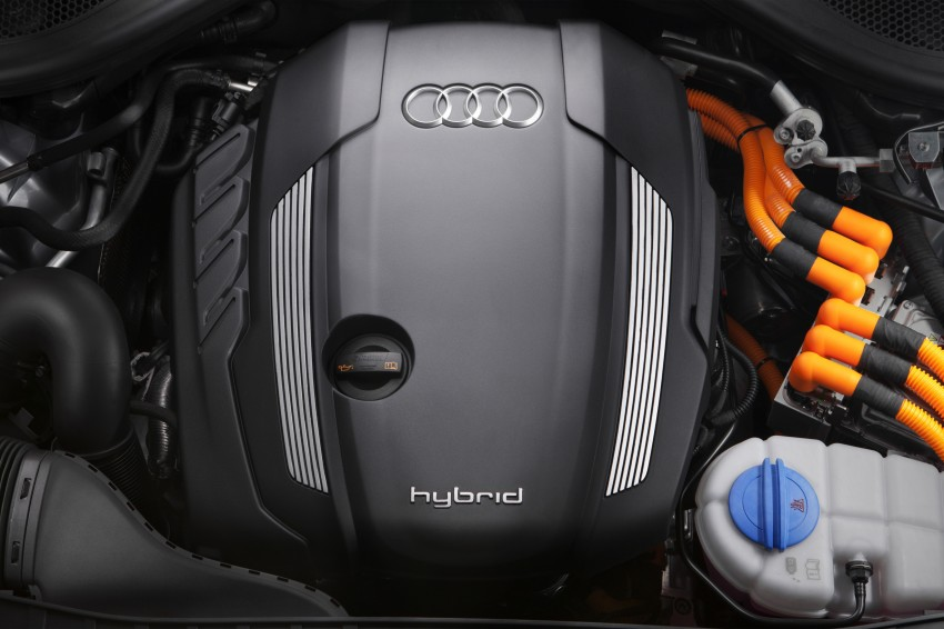 Audi A6 Hybrid officially launched – RM280k starting price, Comfort Key RM3k, reverse camera RM5k Image #157765
