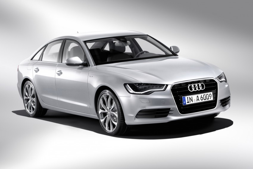Audi A6 Hybrid officially launched – RM280k starting price, Comfort Key RM3k, reverse camera RM5k Image #157766