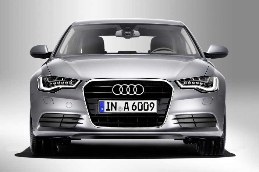 Audi A6 Hybrid officially launched – RM280k starting price, Comfort Key RM3k, reverse camera RM5k Image #157767