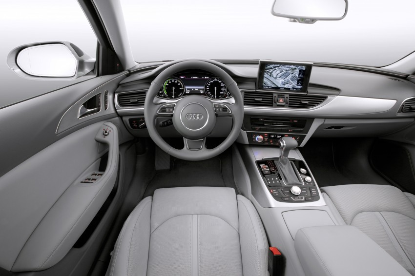 Audi A6 Hybrid officially launched – RM280k starting price, Comfort Key RM3k, reverse camera RM5k Image #157768