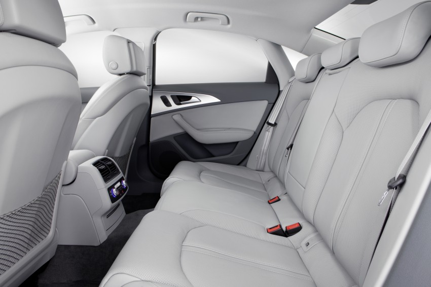 Audi A6 Hybrid officially launched – RM280k starting price, Comfort Key RM3k, reverse camera RM5k Image #157769
