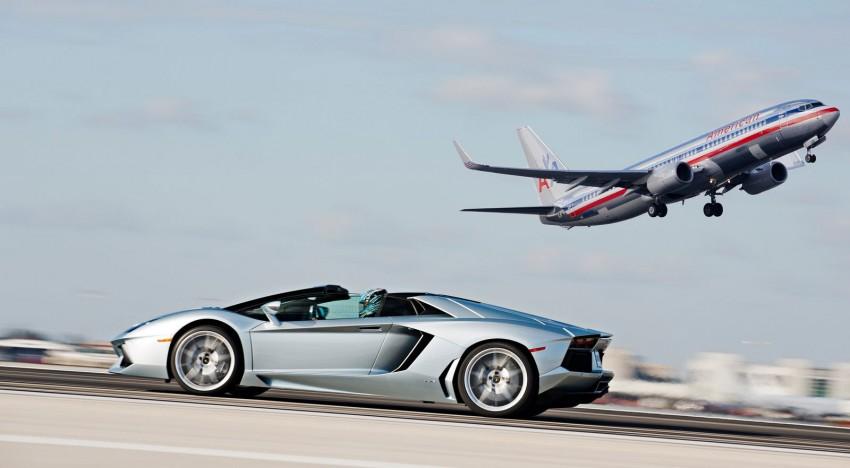 GALLERY: Lamborghini Aventador LP700-4 Roadster Image #157665