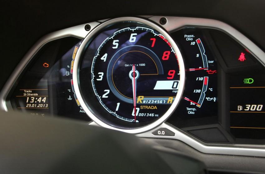 GALLERY: Lamborghini Aventador LP700-4 Roadster Image #157668