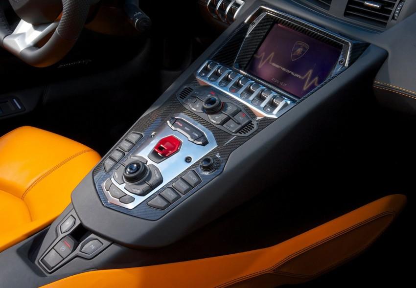 GALLERY: Lamborghini Aventador LP700-4 Roadster Image #157669