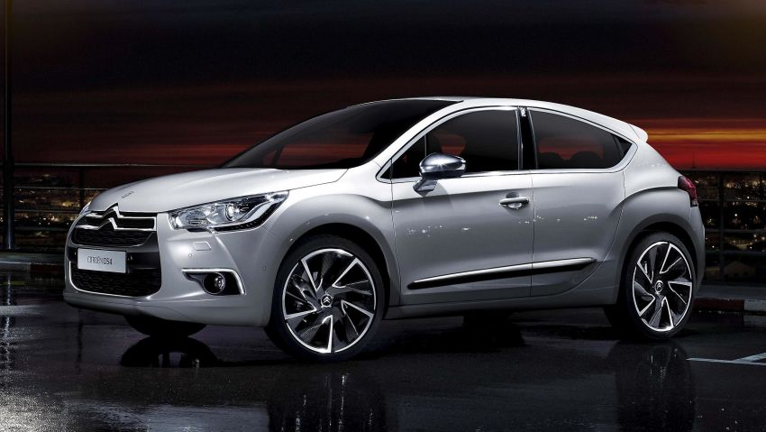 Citroen DS4 and DS5 set to debut next week Image #156124