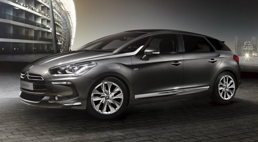 Citroen DS4 and DS5 set to debut next week Image #156123