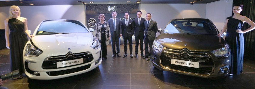 Citroën DS4 and DS5 launched in Malaysia from RM165k; brand new 3S centre opened in Glenmarie Image #157441