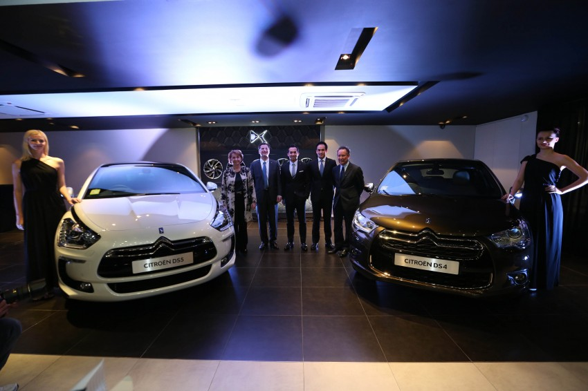 Citroën DS4 and DS5 launched in Malaysia from RM165k; brand new 3S centre opened in Glenmarie Image #158044