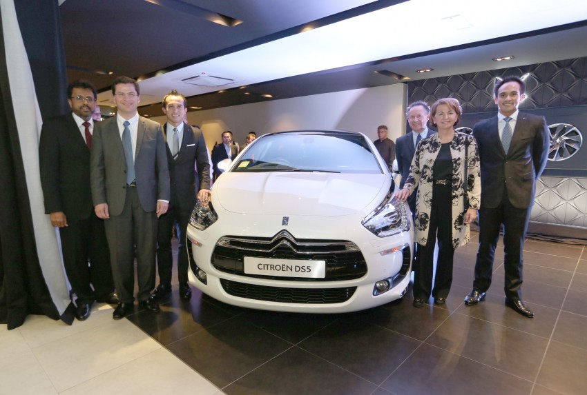 Citroën DS4 and DS5 launched in Malaysia from RM165k; brand new 3S centre opened in Glenmarie Image #157443