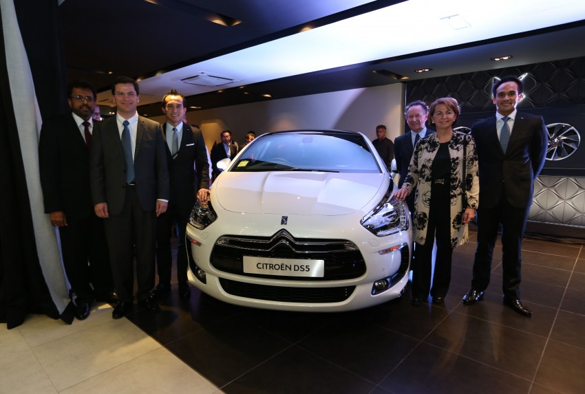 Citroën DS4 and DS5 launched in Malaysia from RM165k; brand new 3S centre opened in Glenmarie Image #158045