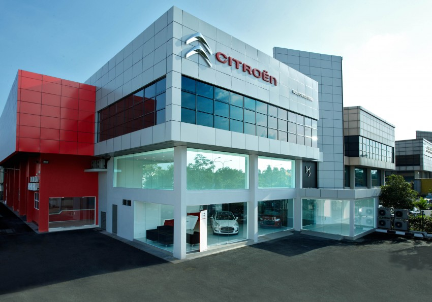Citroën DS4 and DS5 launched in Malaysia from RM165k; brand new 3S centre opened in Glenmarie Image #158046