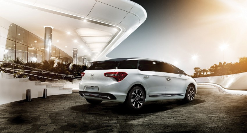 Citroën DS4 and DS5 launched in Malaysia from RM165k; brand new 3S centre opened in Glenmarie Image #157330