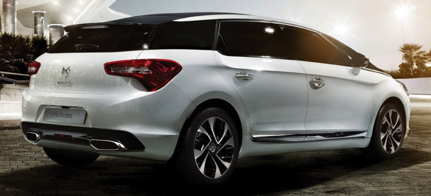 Citroën DS4 and DS5 launched in Malaysia from RM165k; brand new 3S centre opened in Glenmarie Image #157342