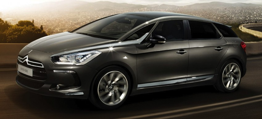 Citroën DS4 and DS5 launched in Malaysia from RM165k; brand new 3S centre opened in Glenmarie Image #157343