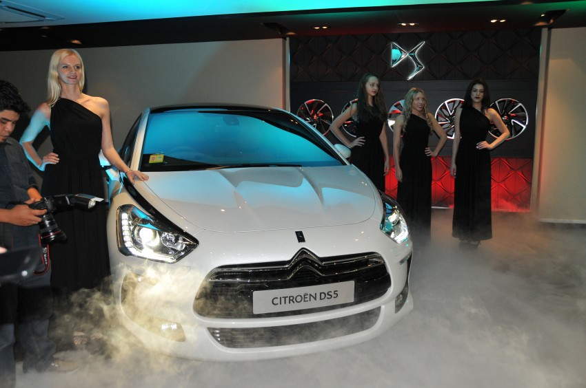 Citroën DS4 and DS5 launched in Malaysia from RM165k; brand new 3S centre opened in Glenmarie Image #157350
