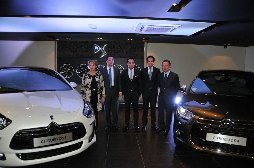 Citroën DS4 and DS5 launched in Malaysia from RM165k; brand new 3S centre opened in Glenmarie Image #157351