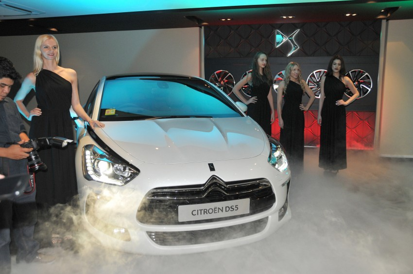 Citroën DS4 and DS5 launched in Malaysia from RM165k; brand new 3S centre opened in Glenmarie Image #157363