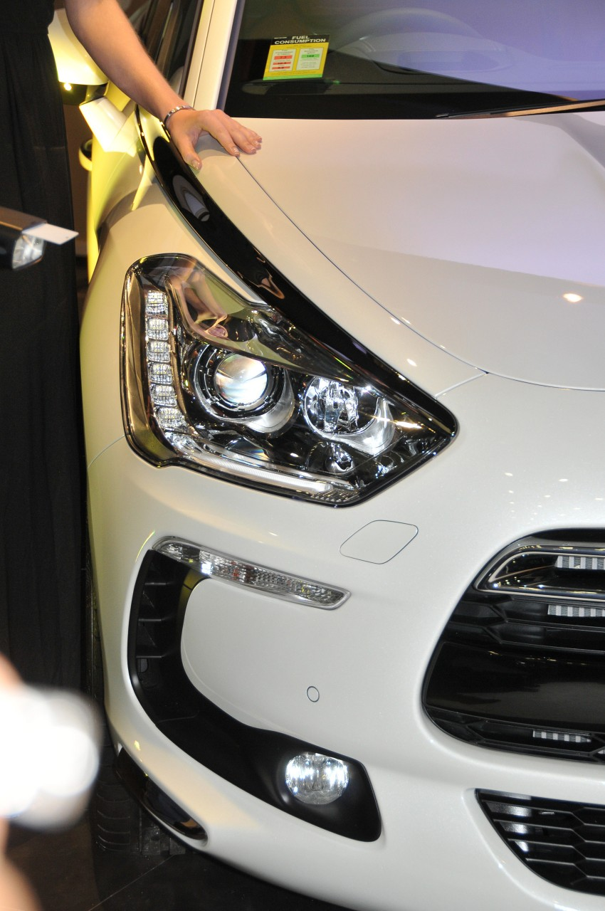 Citroën DS4 and DS5 launched in Malaysia from RM165k; brand new 3S centre opened in Glenmarie Image #157365