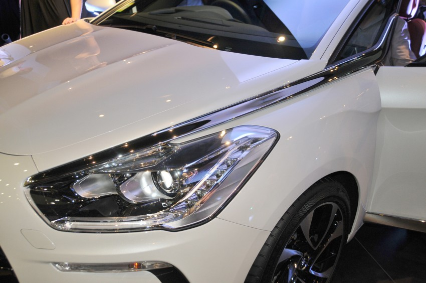 Citroën DS4 and DS5 launched in Malaysia from RM165k; brand new 3S centre opened in Glenmarie Image #157366