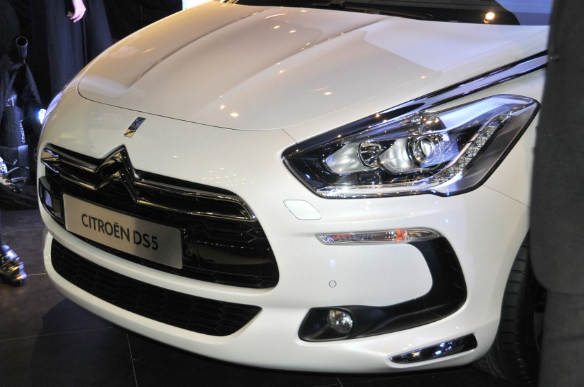 Citroën DS4 and DS5 launched in Malaysia from RM165k; brand new 3S centre opened in Glenmarie Image #157368