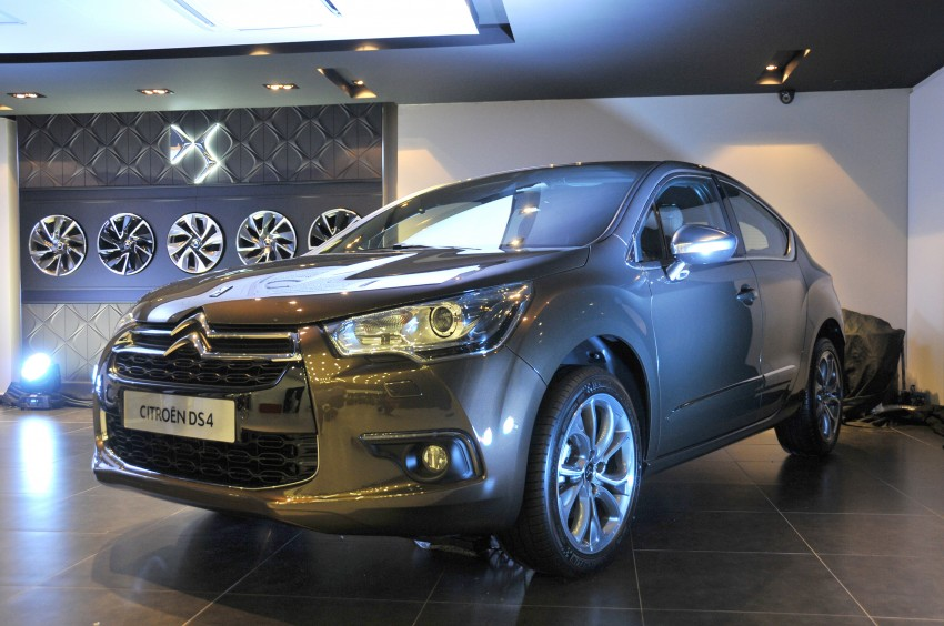 Citroën DS4 and DS5 launched in Malaysia from RM165k; brand new 3S centre opened in Glenmarie Image #157389
