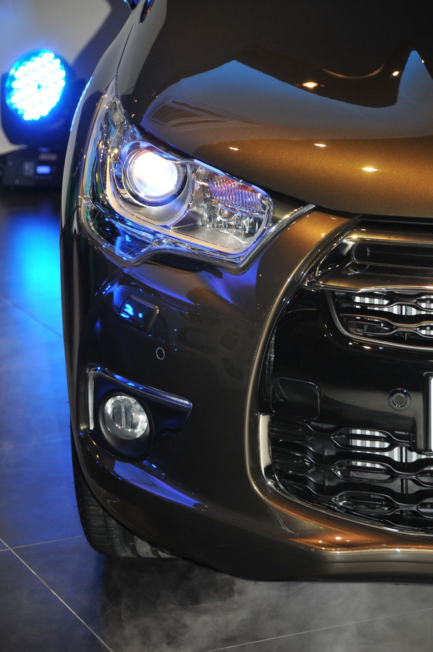 Citroën DS4 and DS5 launched in Malaysia from RM165k; brand new 3S centre opened in Glenmarie Image #157390