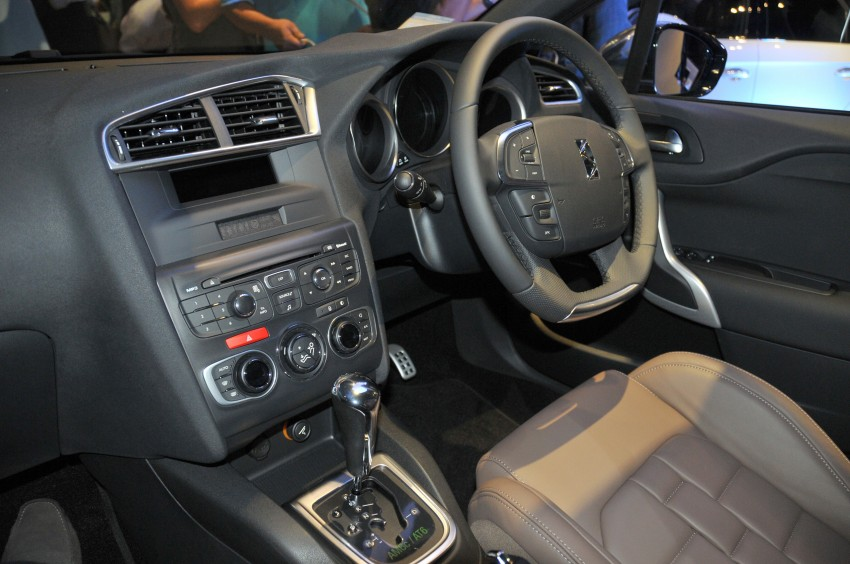 Citroën DS4 and DS5 launched in Malaysia from RM165k; brand new 3S centre opened in Glenmarie Image #157394