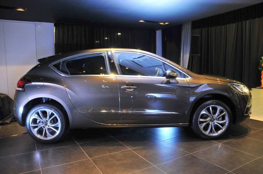 Citroën DS4 and DS5 launched in Malaysia from RM165k; brand new 3S centre opened in Glenmarie Image #157408